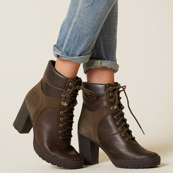 timberland camdale field bottes olive